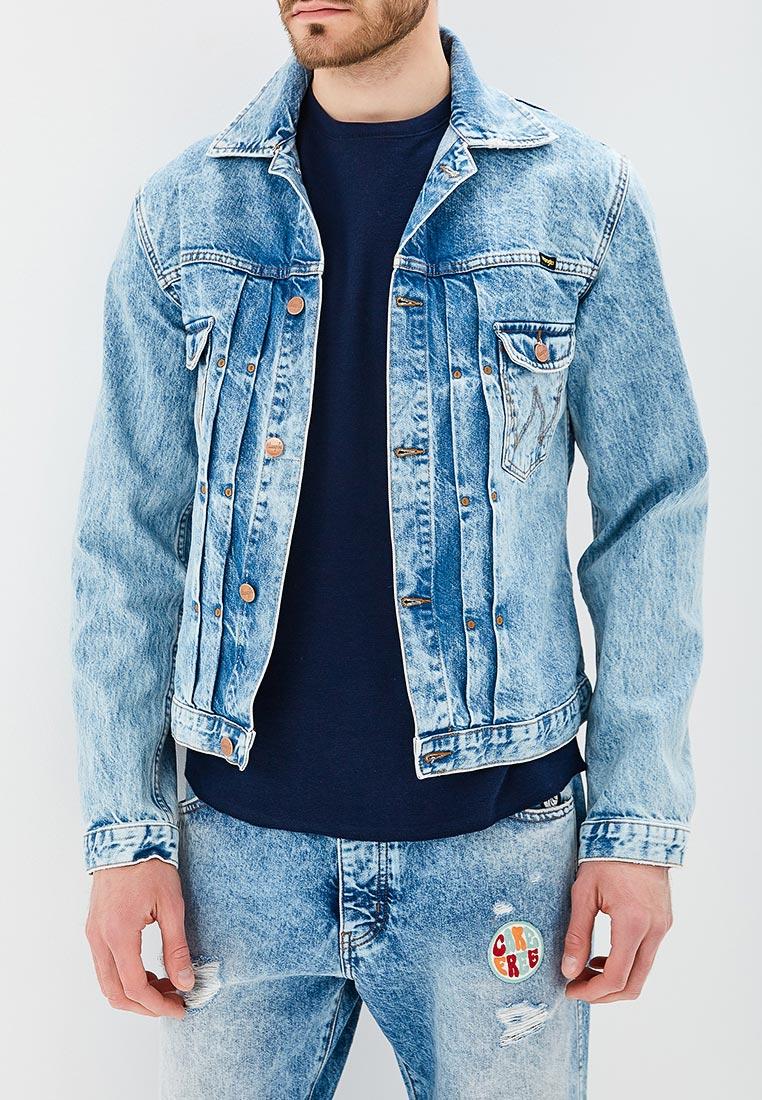 Джинсовая куртка Wrangler (Вранглер) W442GW13S