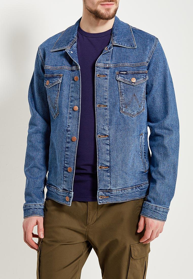 Джинсовая куртка Wrangler (Вранглер) W44323091