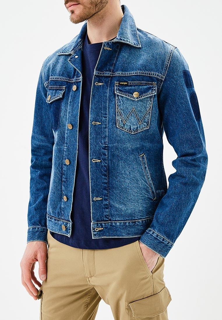 Джинсовая куртка Wrangler (Вранглер) W443GW15X
