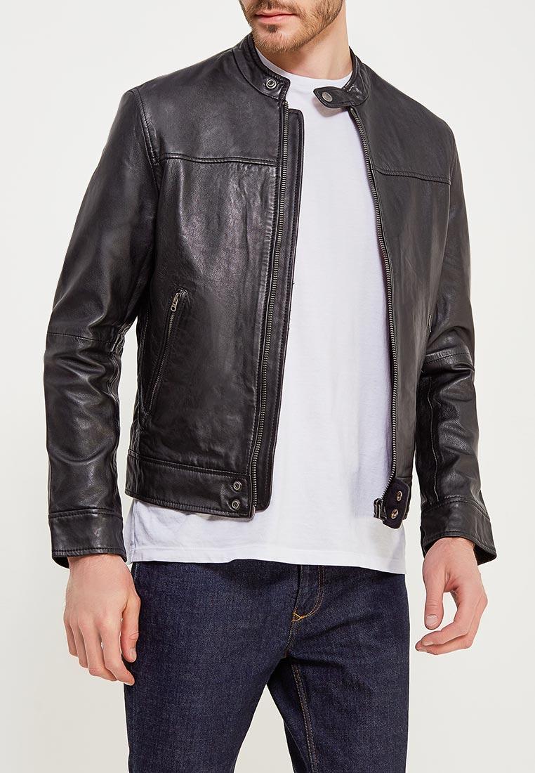 Кожаная куртка Wrangler (Вранглер) W4660ZC01