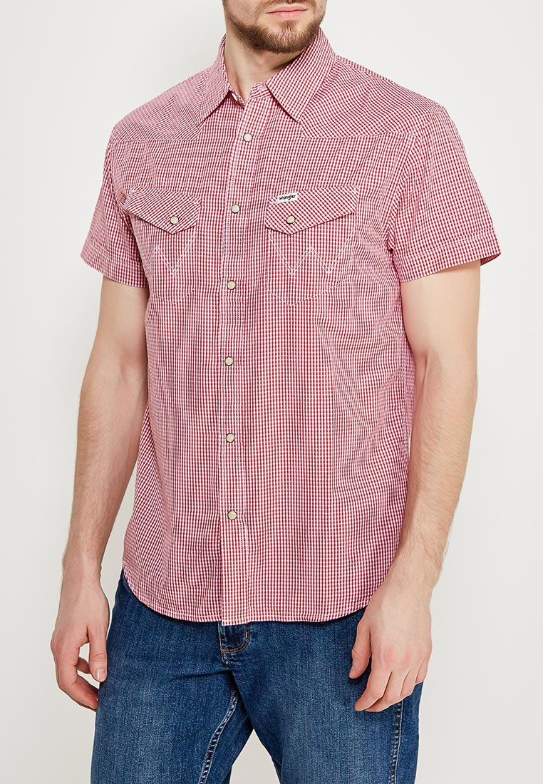 Рубашка с коротким рукавом Wrangler (Вранглер) W58734M74