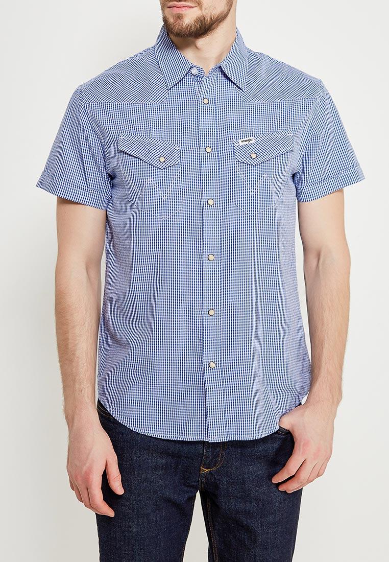 Рубашка с коротким рукавом Wrangler (Вранглер) W58734MJY