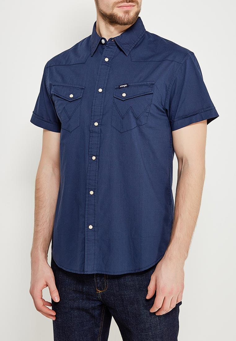 Рубашка с коротким рукавом Wrangler (Вранглер) W58736S35