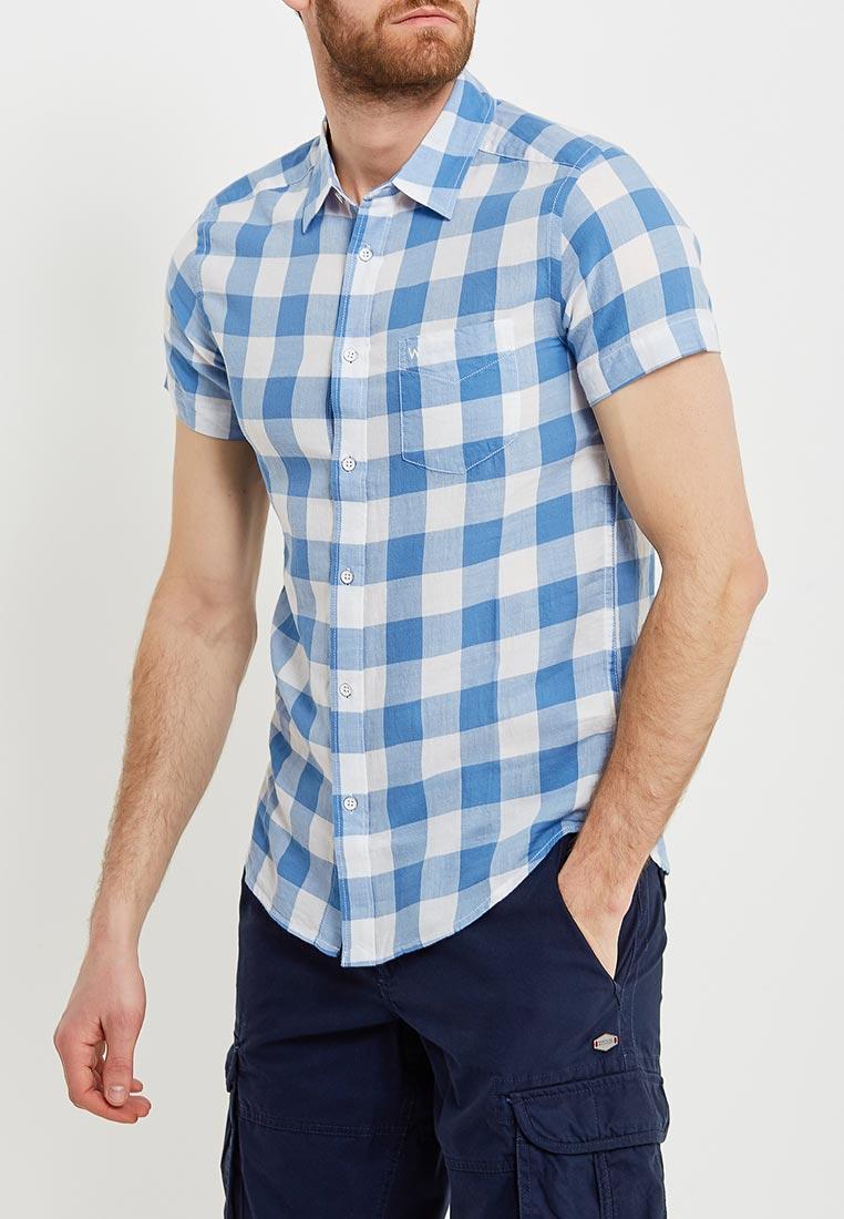 Рубашка с коротким рукавом Wrangler (Вранглер) W5881OR7S