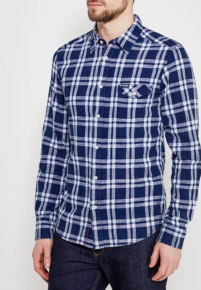 Рубашка с длинным рукавом Wrangler (Вранглер) W5918OP49