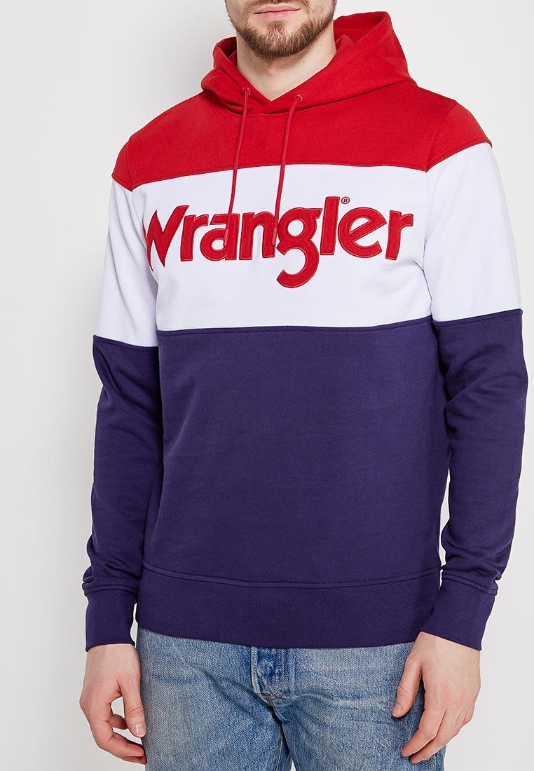 Мужские худи Wrangler (Вранглер) W6550HP49