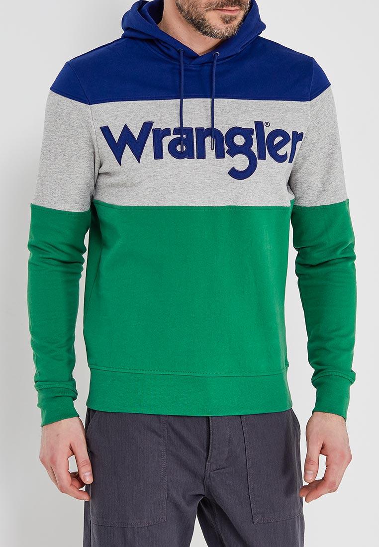 Мужские худи Wrangler (Вранглер) W6550HPUX