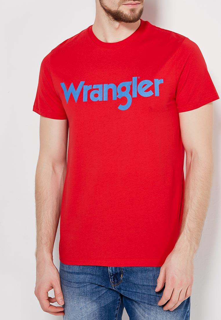 Футболка с коротким рукавом Wrangler (Вранглер) W7A86D374