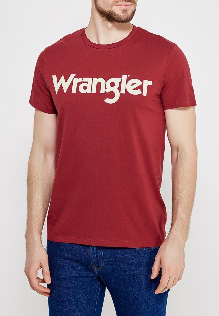 Футболка с коротким рукавом Wrangler (Вранглер) W7A86D3BN