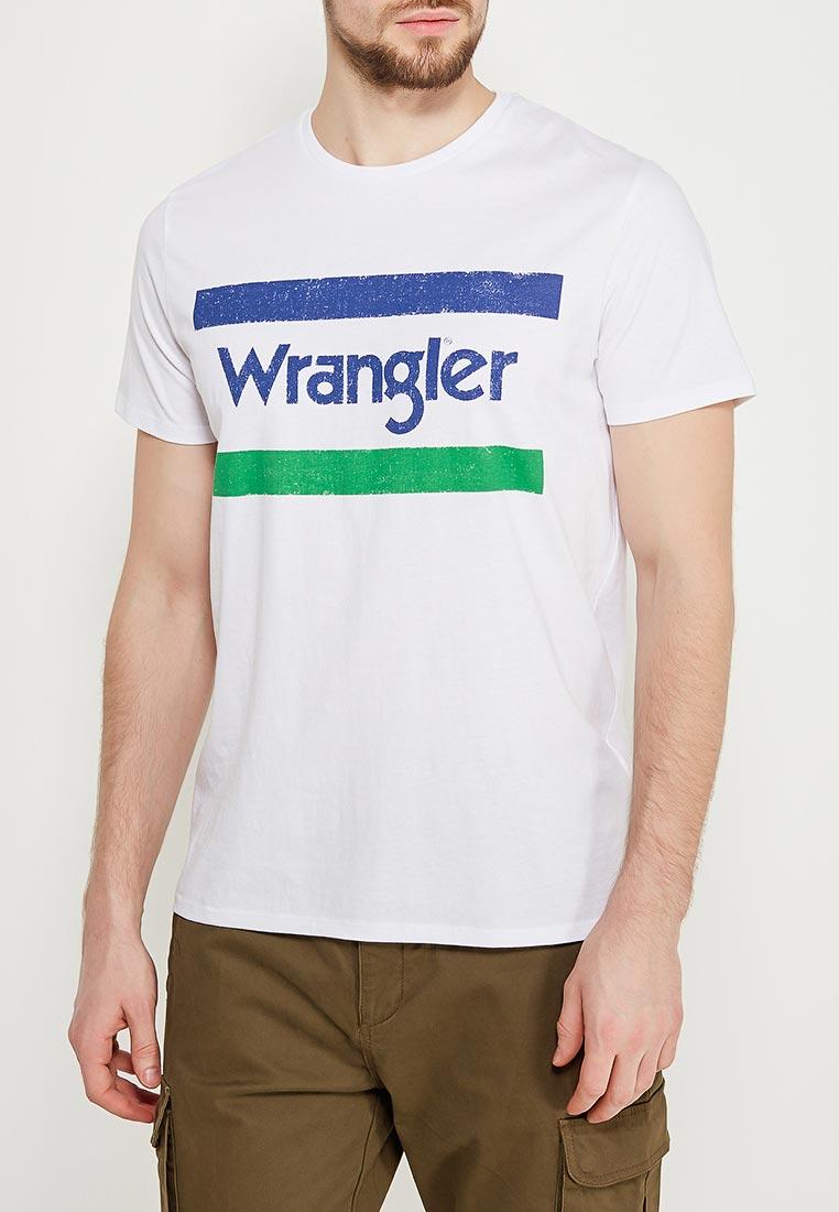 Футболка с коротким рукавом Wrangler (Вранглер) W7B27FK12