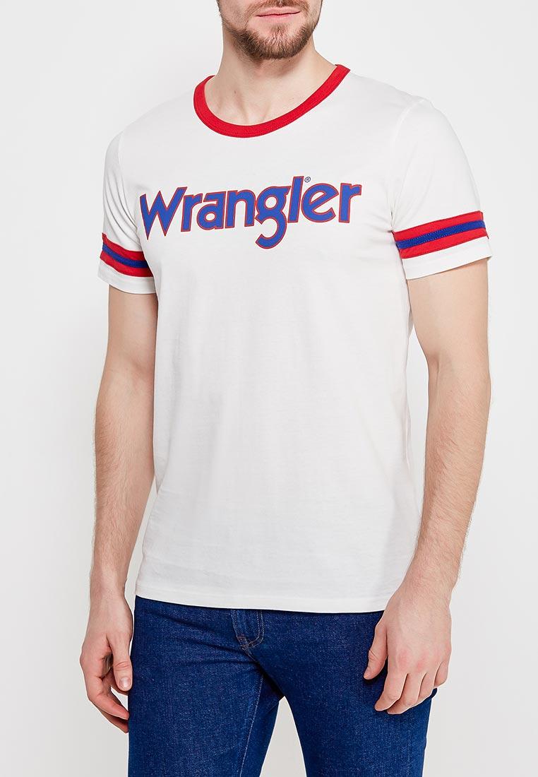 Футболка с коротким рукавом Wrangler (Вранглер) W7B28FK02