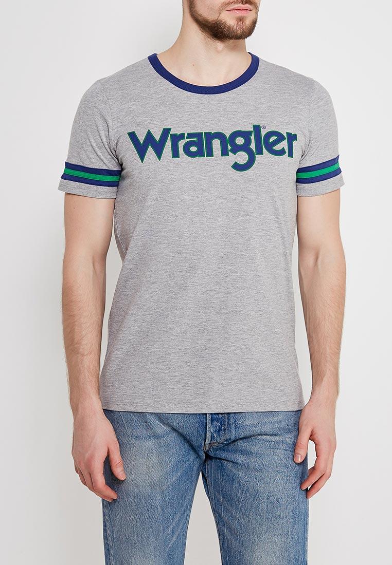 Футболка с коротким рукавом Wrangler (Вранглер) W7B28FK37