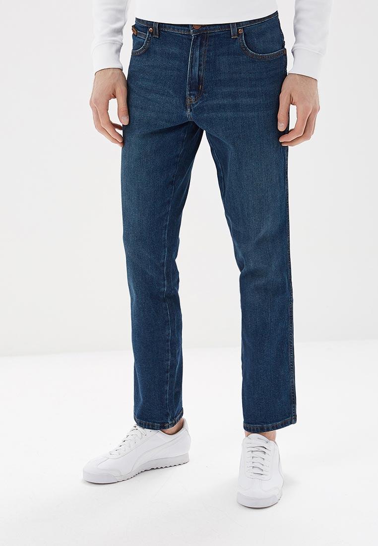 Мужские прямые джинсы Wrangler (Вранглер) W1212325F