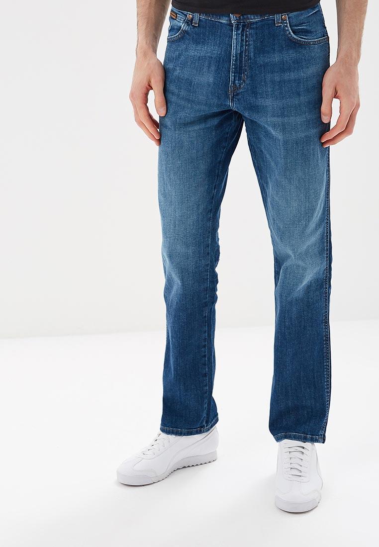 Мужские прямые джинсы Wrangler (Вранглер) W121QA19M