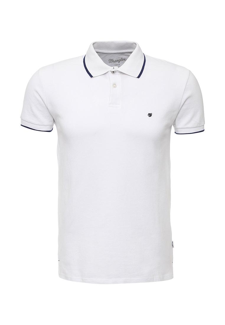 Мужские футболки поло Wrangler (Вранглер) W7862KW12