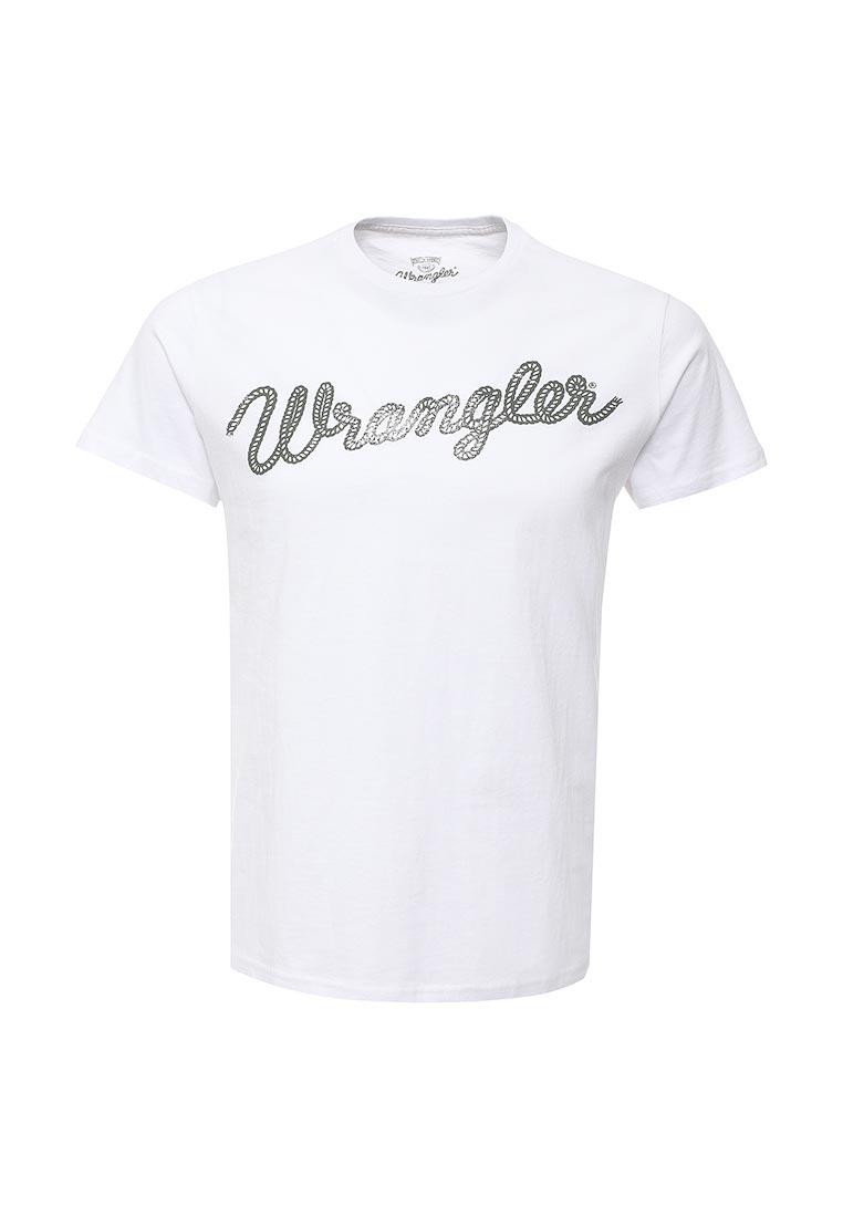 Футболка с коротким рукавом Wrangler (Вранглер) W7883FQ01