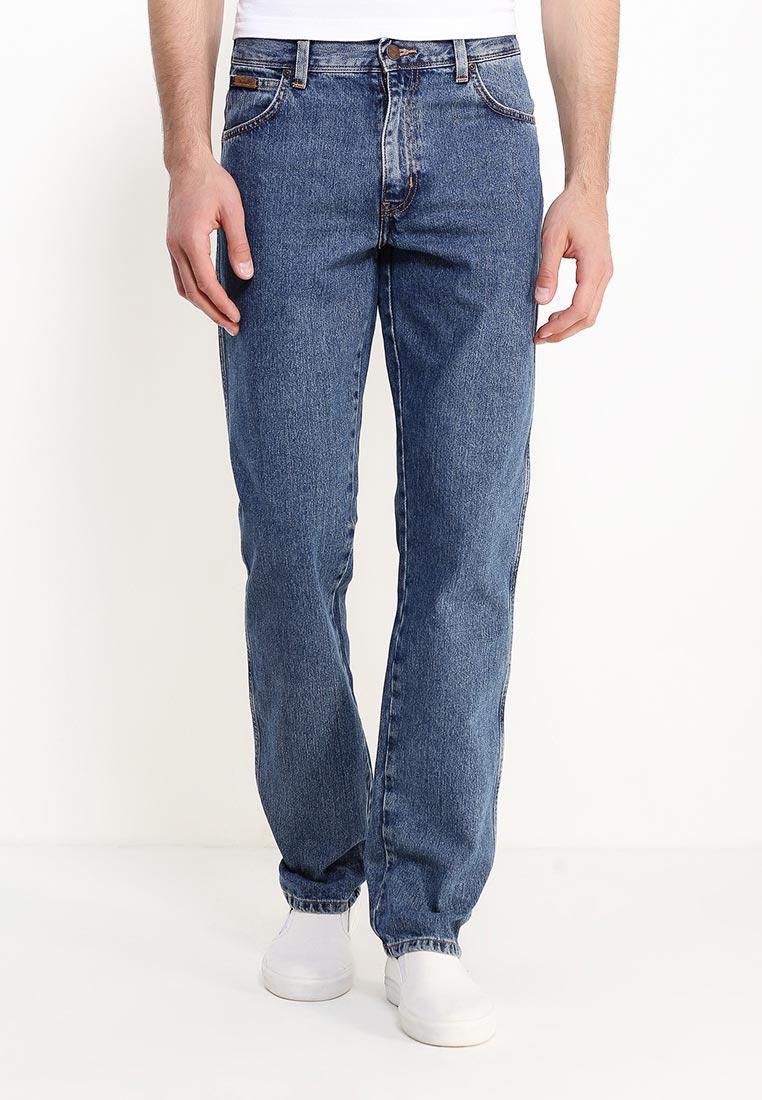 Мужские прямые джинсы Wrangler (Вранглер) W12105096