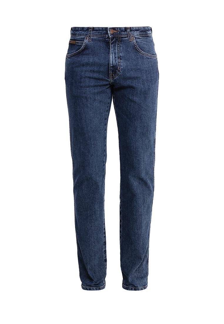 Мужские прямые джинсы Wrangler (Вранглер) W12OXG77O