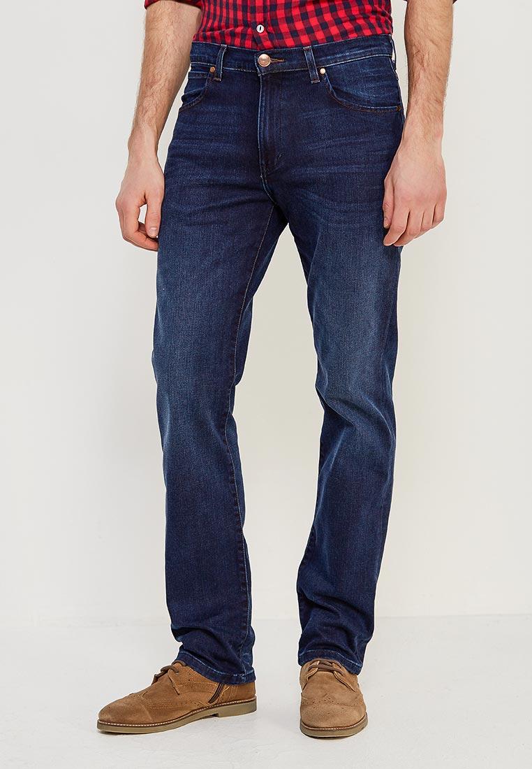 Мужские прямые джинсы Wrangler (Вранглер) W12OMS90Y