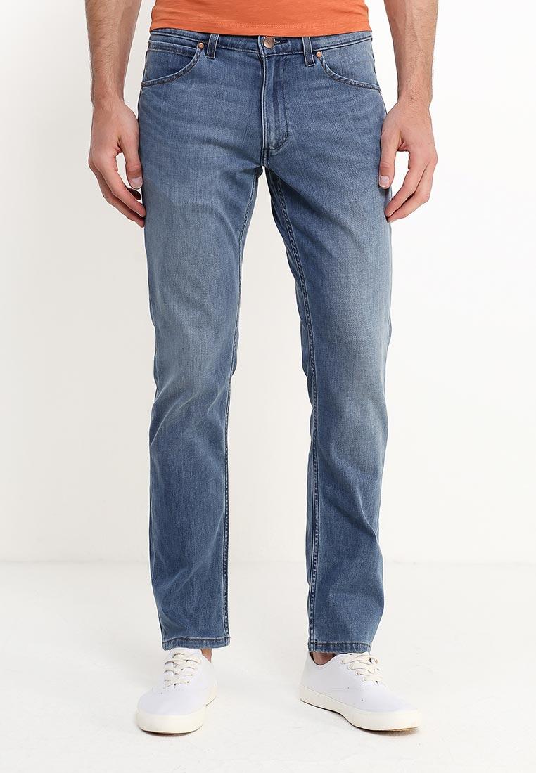 Мужские прямые джинсы Wrangler (Вранглер) W15QMU93J