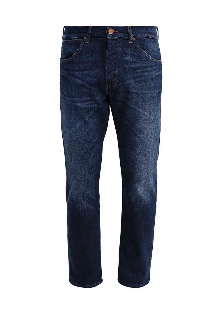 Мужские прямые джинсы Wrangler (Вранглер) W16ECJ027