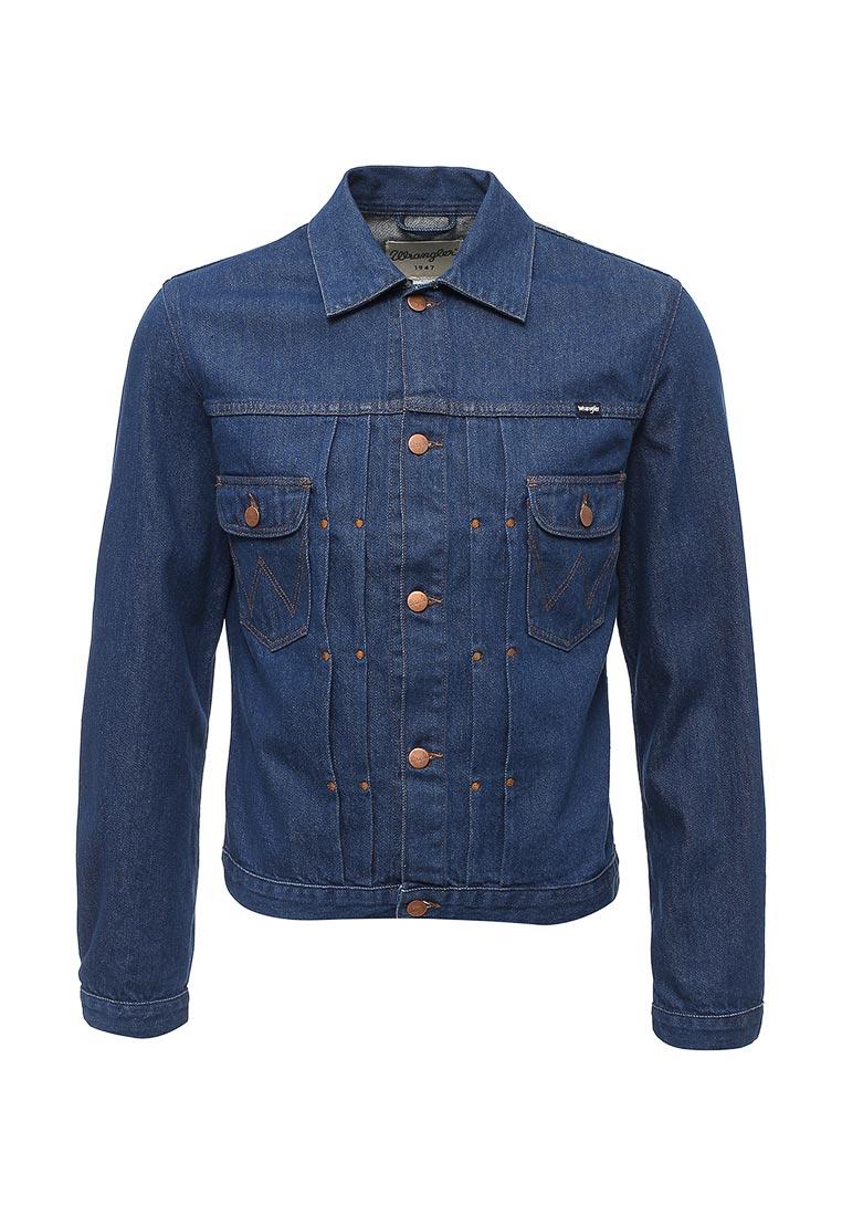 Джинсовая куртка Wrangler (Вранглер) W442BG023