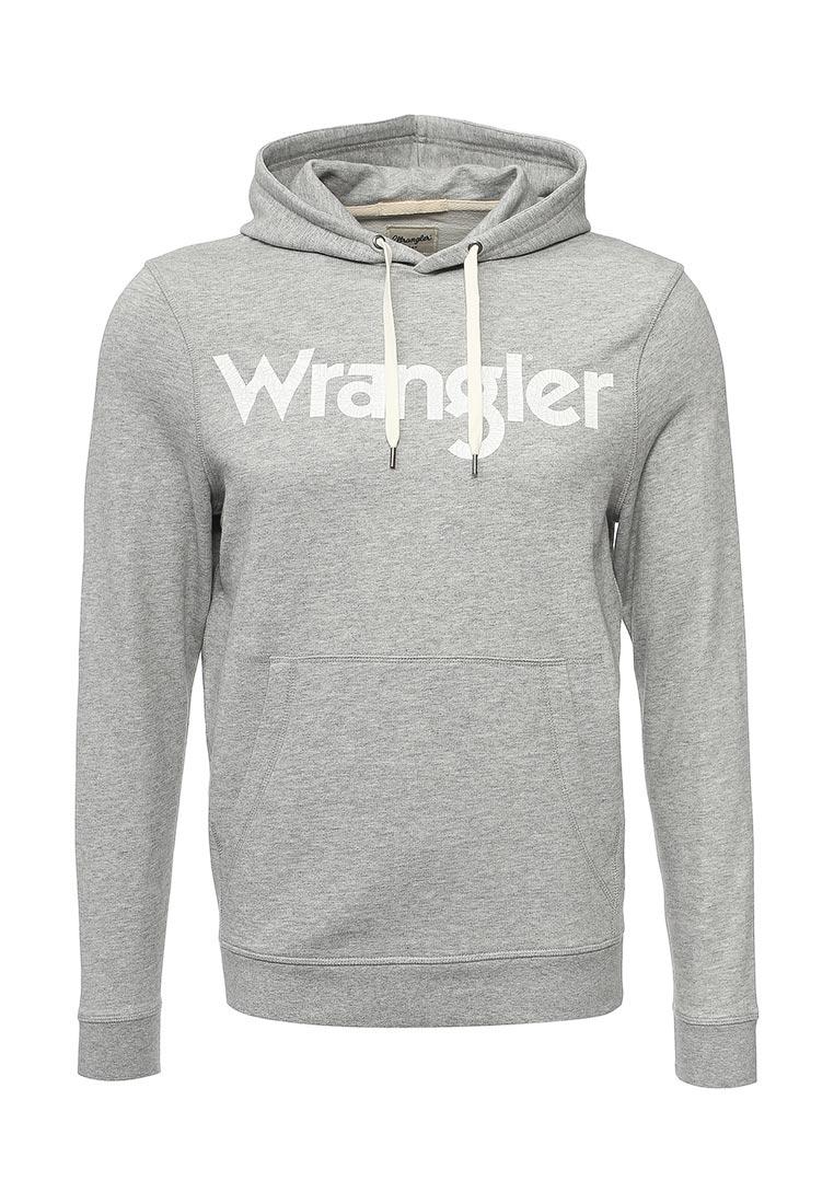 Толстовка Wrangler (Вранглер) W6527HP37