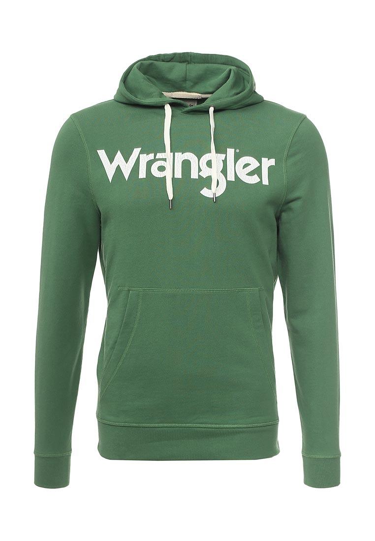 Толстовка Wrangler (Вранглер) W6527HP1Q