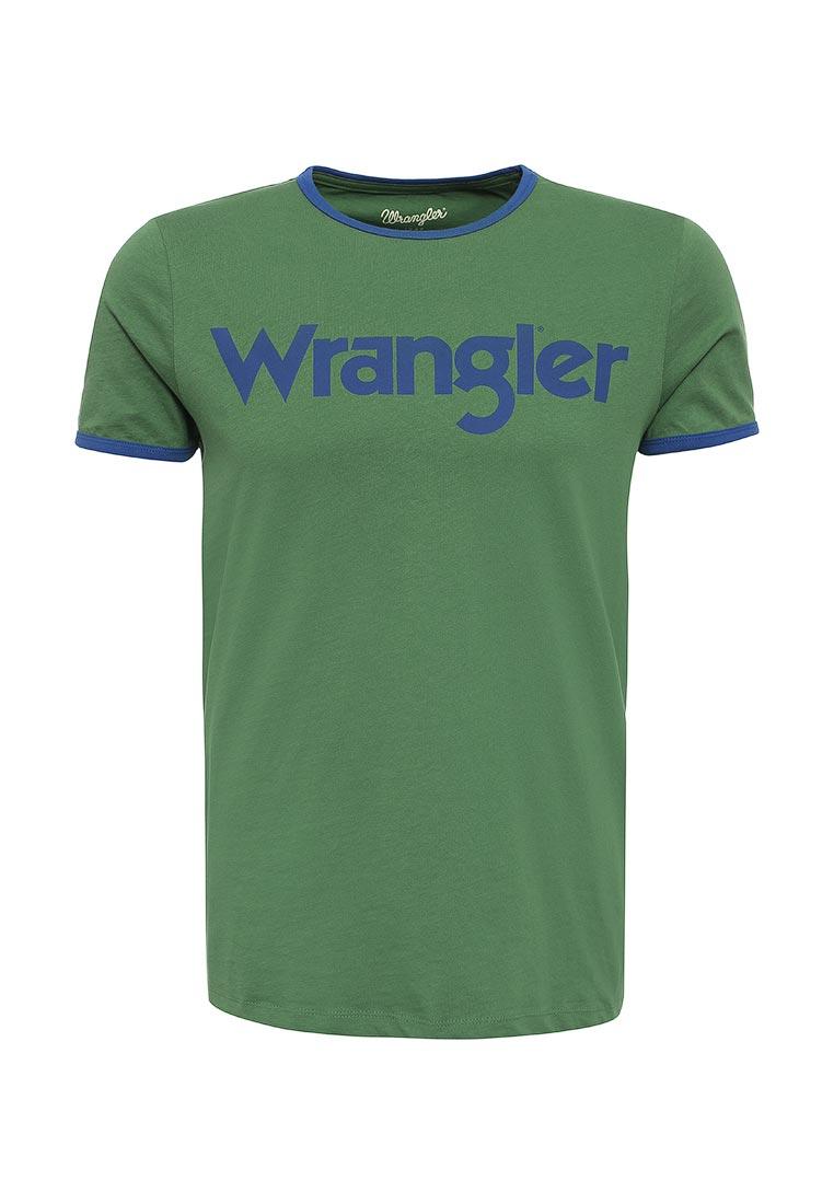 Футболка с коротким рукавом Wrangler (Вранглер) W7A76FQ1Q