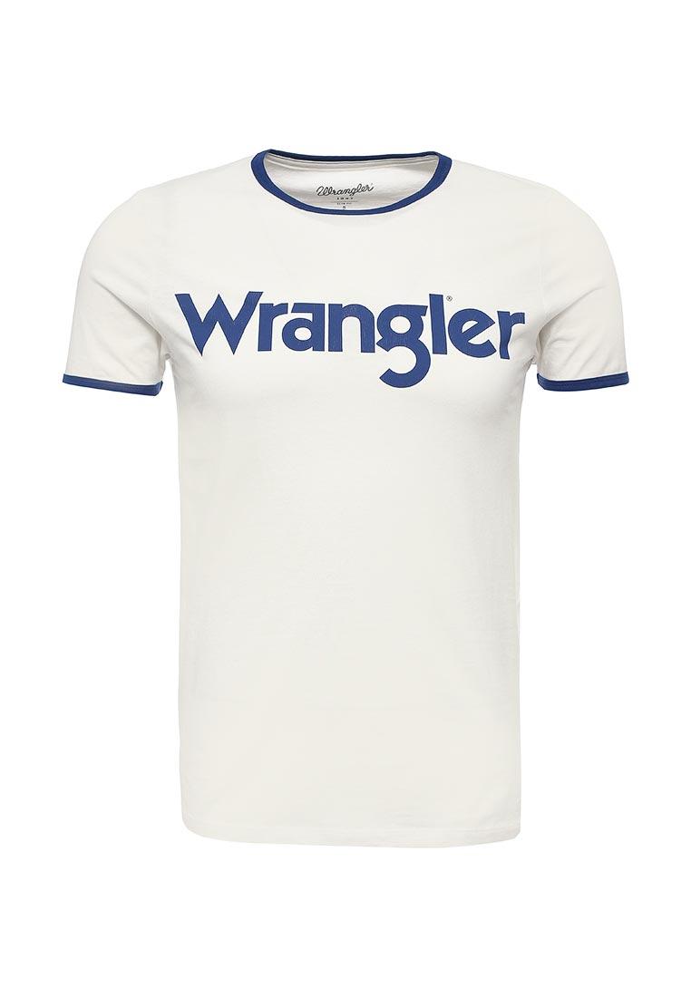 Футболка с коротким рукавом Wrangler (Вранглер) W7A76FQ02