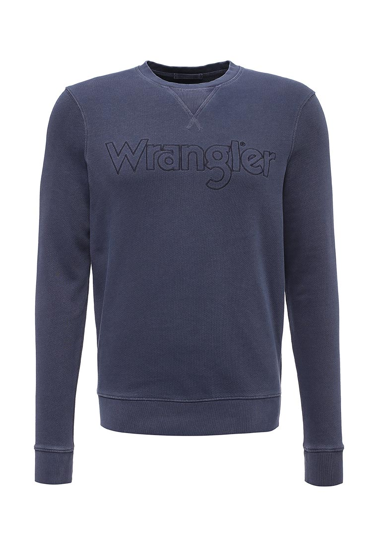 Толстовка Wrangler (Вранглер) W6542H135