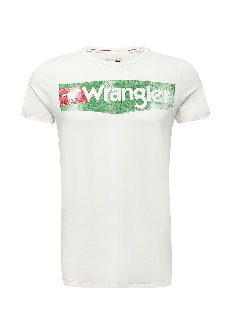 Футболка с коротким рукавом Wrangler (Вранглер) W7B12FQKR