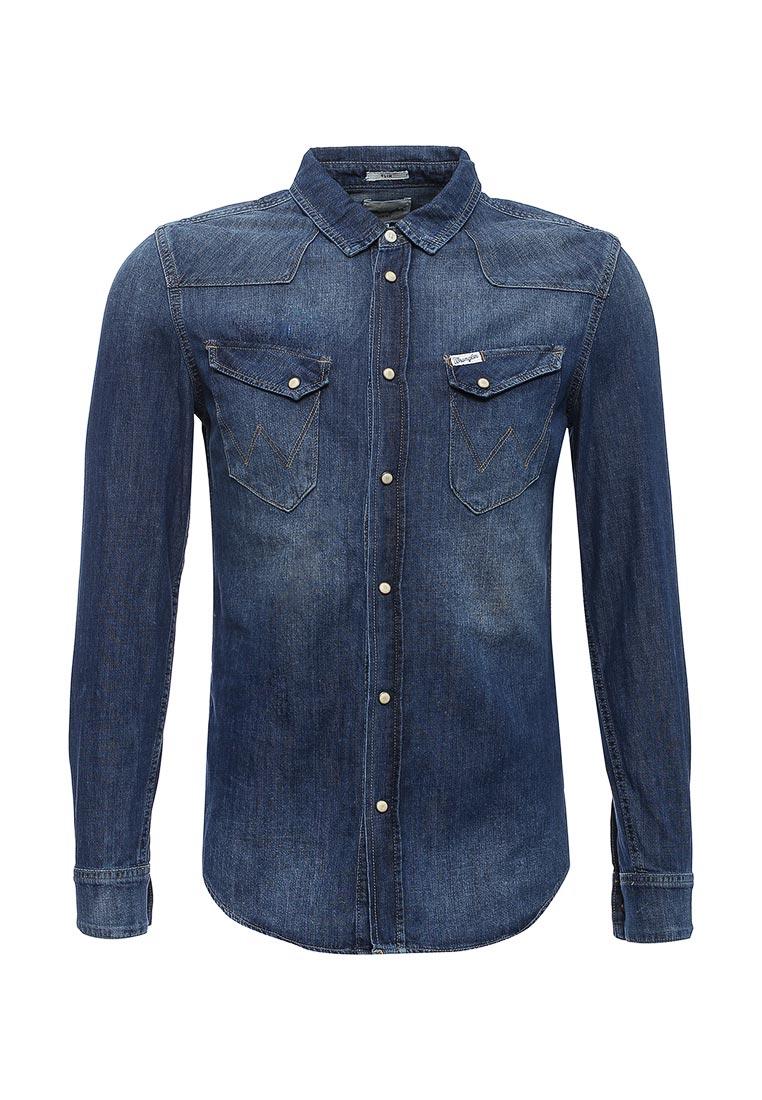 Рубашка Wrangler (Вранглер) W59741B4E