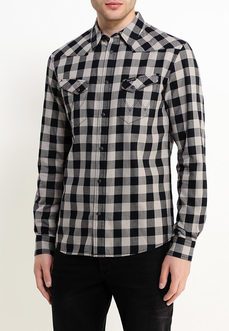 Рубашка с длинным рукавом Wrangler (Вранглер) W57164B01