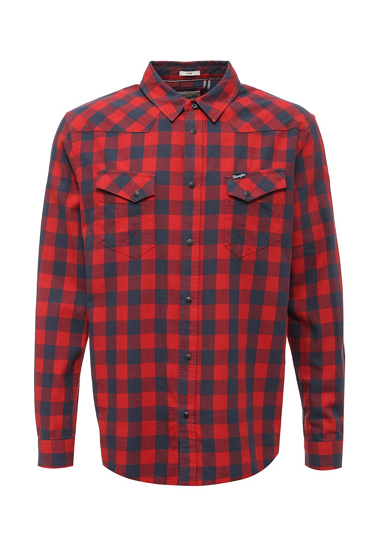 Рубашка с длинным рукавом Wrangler (Вранглер) W57164B1C