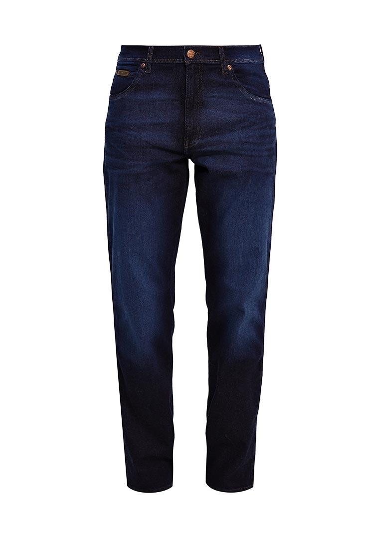 Мужские прямые джинсы Wrangler (Вранглер) W121MU98S