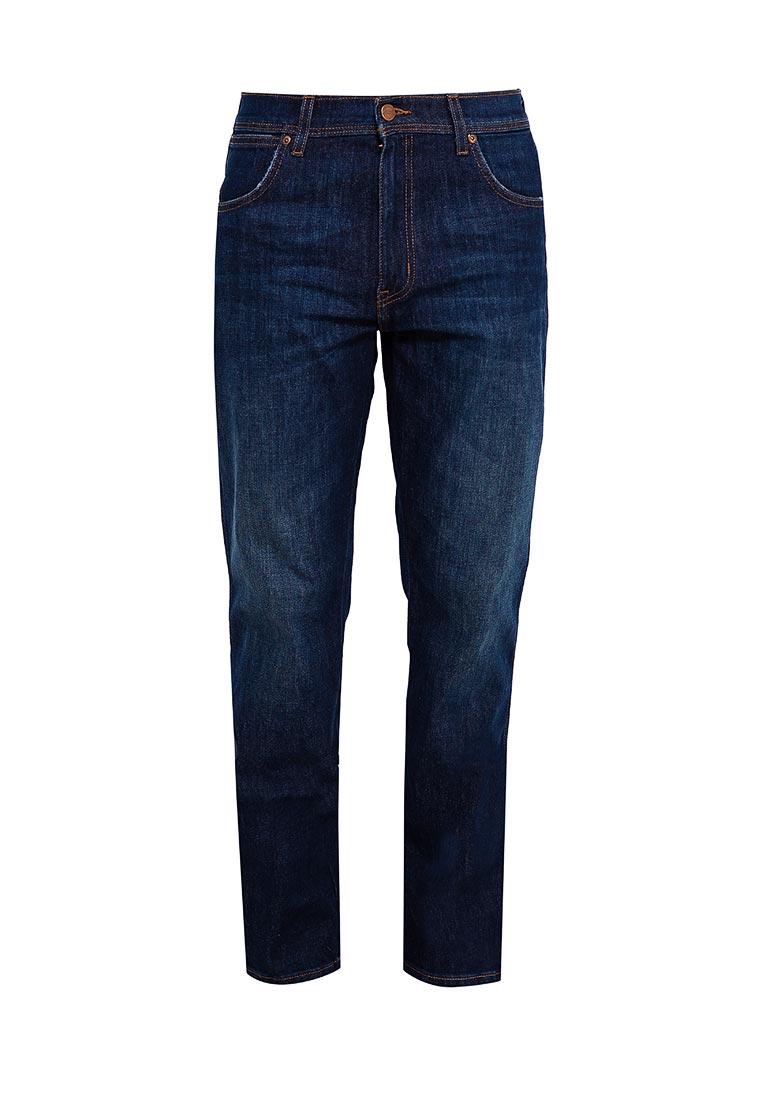 Мужские прямые джинсы Wrangler (Вранглер) W121W897L
