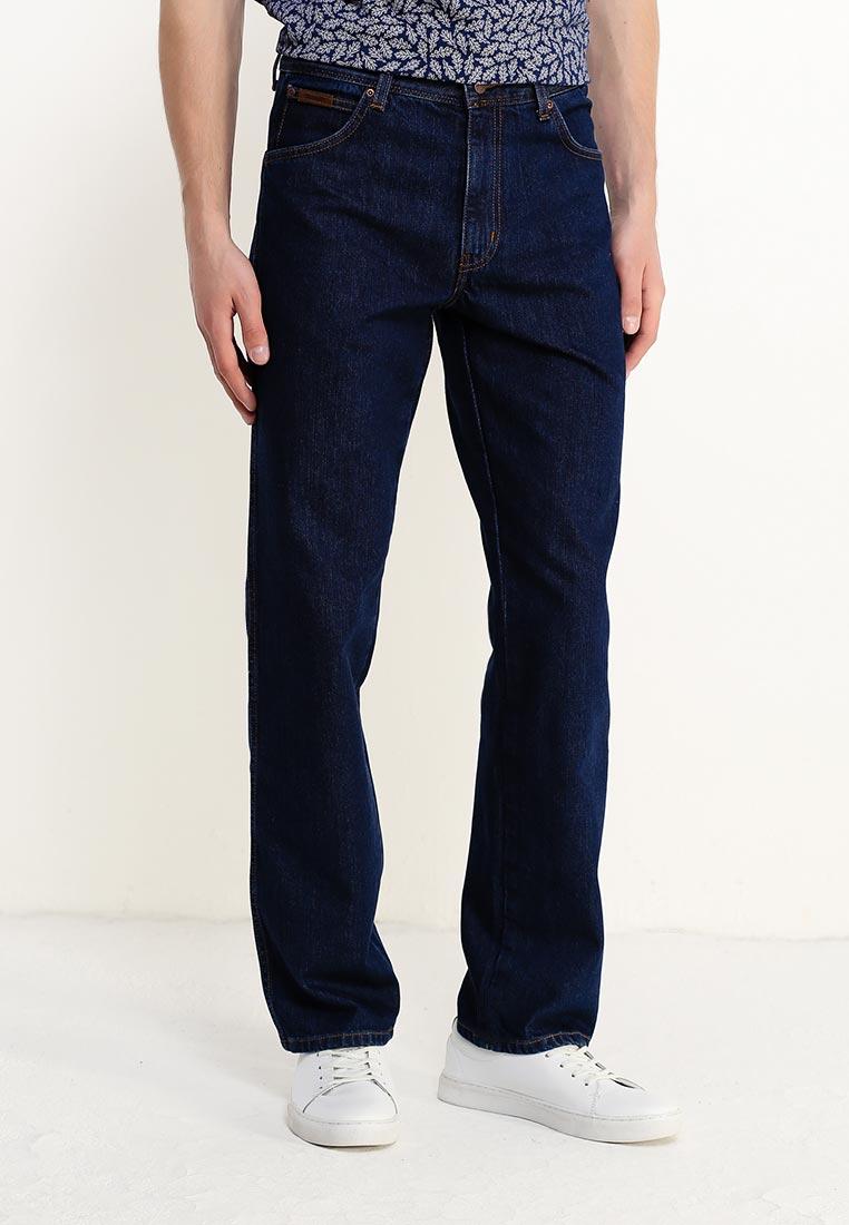 Мужские прямые джинсы Wrangler (Вранглер) W12105009
