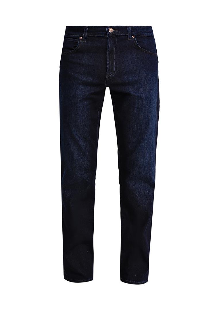 Мужские прямые джинсы Wrangler (Вранглер) W121MU91O