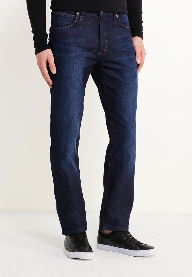 Мужские прямые джинсы Wrangler (Вранглер) W12OUJ71T