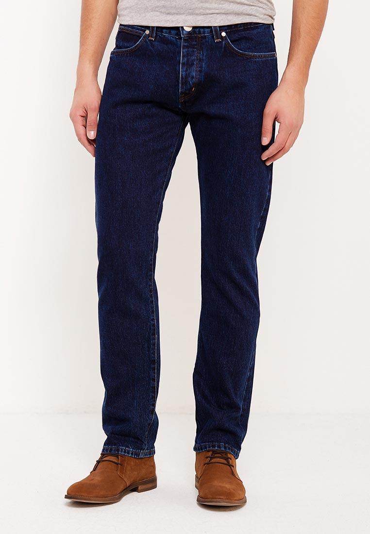 Мужские прямые джинсы Wrangler (Вранглер) W16ABZ098