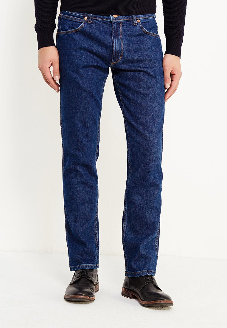 Мужские прямые джинсы Wrangler (Вранглер) W15Q23090