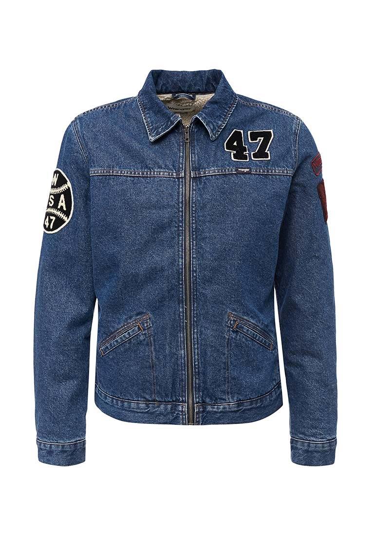 Джинсовая куртка Wrangler (Вранглер) W4580512L