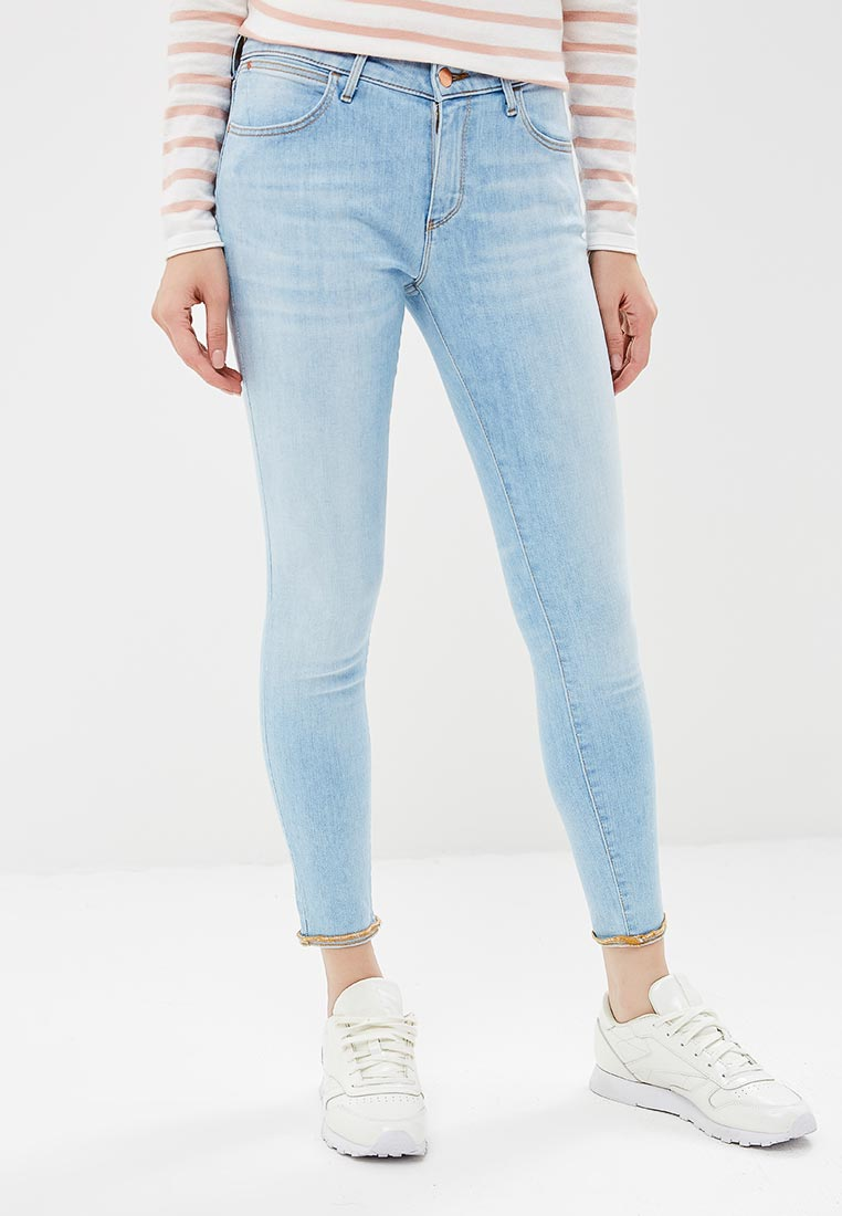 Зауженные джинсы Wrangler (Вранглер) W28MGU146
