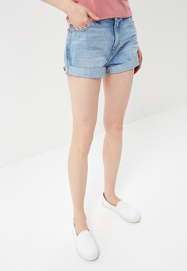 Женские джинсовые шорты Wrangler (Вранглер) W29KFH127