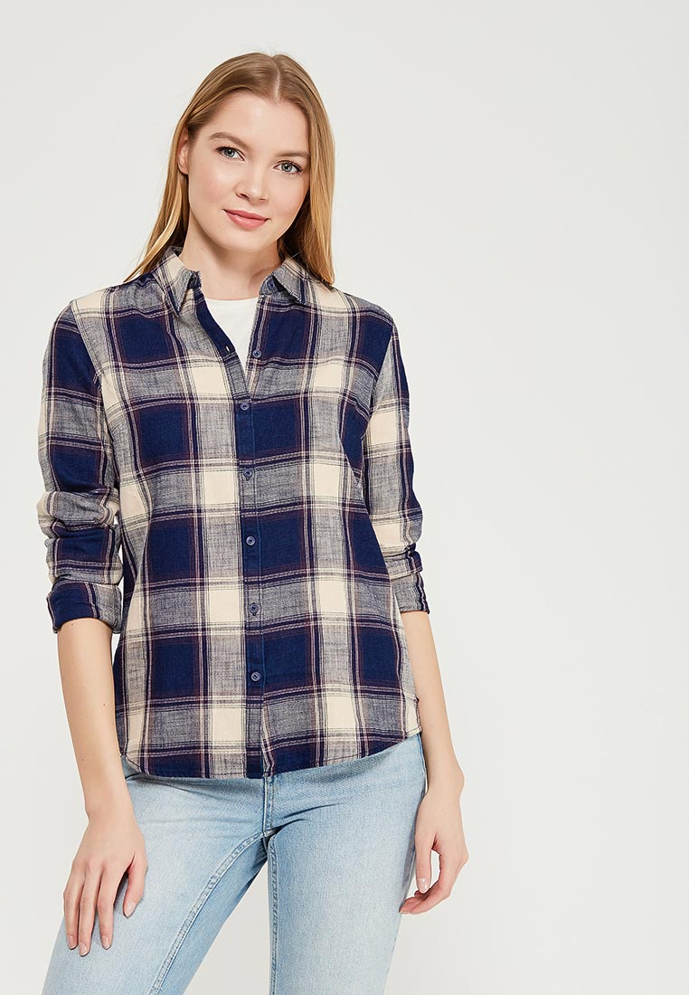 Женские рубашки с длинным рукавом Wrangler (Вранглер) W517RN635