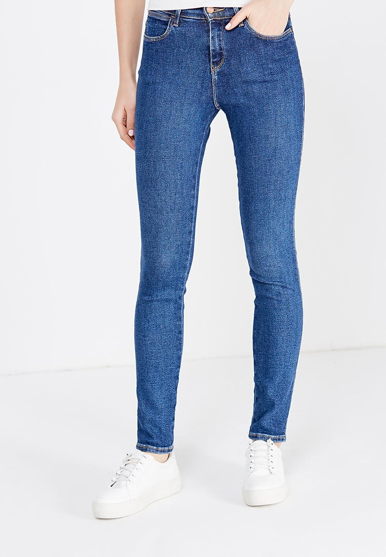 Зауженные джинсы Wrangler (Вранглер) W27HCZ96N