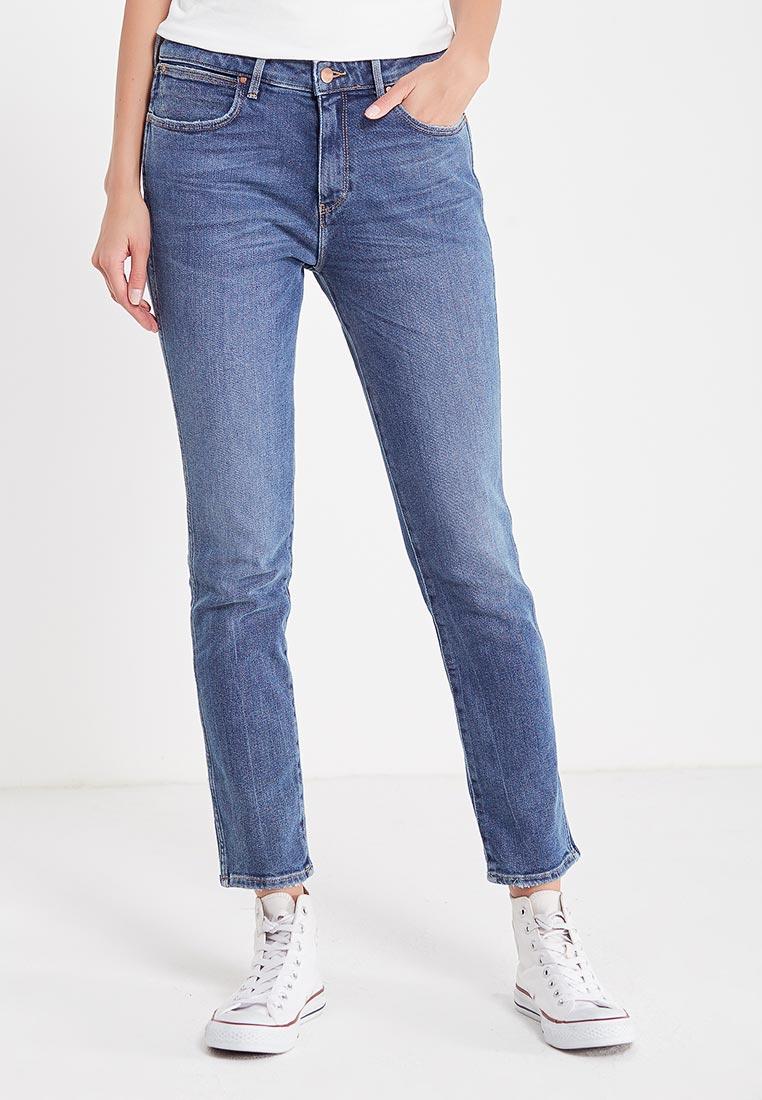 Зауженные джинсы Wrangler (Вранглер) W27M70016