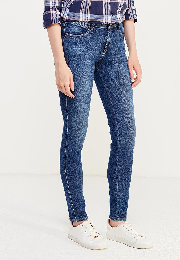 Зауженные джинсы Wrangler (Вранглер) W28KCZ99K