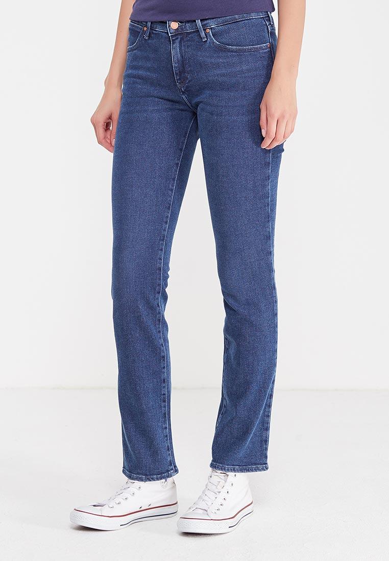 Прямые джинсы Wrangler (Вранглер) W28T7099A